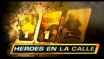 112 – Héroes en la Calle 1×13
