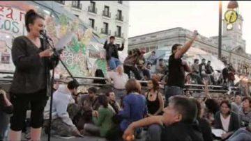 #Acampadasol – Historia de una ciudad
