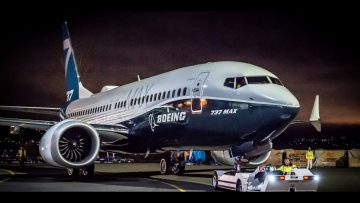 Boeing, la crisis del 737