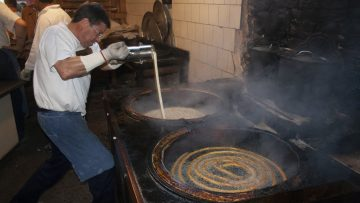 Churrería La Mañueta de Pamplona (Oficios Perdidos)