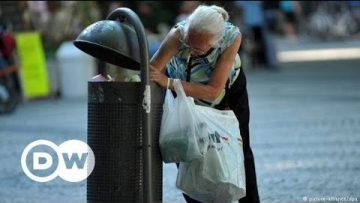 Contando las monedas: pobreza en Alemania