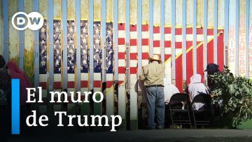 Cuando Trump anuncia un muro