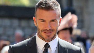 Beckham, en negociaciones con Netflix y Amazon para producir un documental sobre su vida al estilo 'The Last Dance'