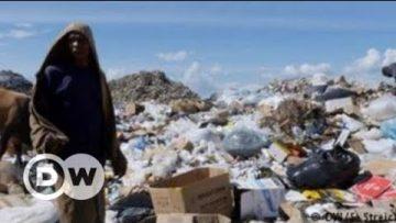 Dinero plástico: Haití y las montañas de basura