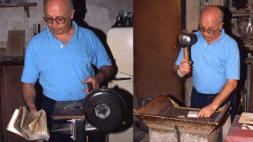 El batihoja – Artesanía con pan de oro (Oficios Perdidos)