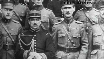 El General López Contreras. La Transición