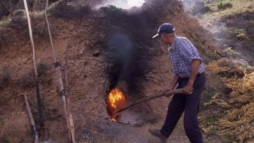 El horno tradicional de cal (Oficios Perdidos)