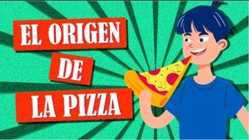Esta es la historia de la pizza (Infonimados)