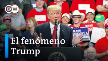 Estados Unidos: el fenómeno Trump