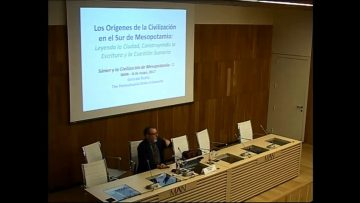 Gonzalo Rubio: Los orígenes de la civilización en el sur de Mesopotamia