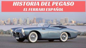 Historia del Pegaso: El Ferrari Español