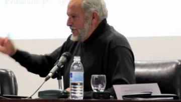 Julio Anguita: Crisis económica y desorden mundial