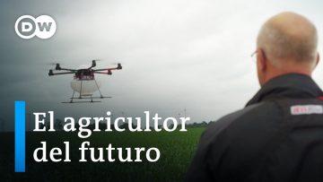La granja del futuro – Drones, robots y esperma optimizado