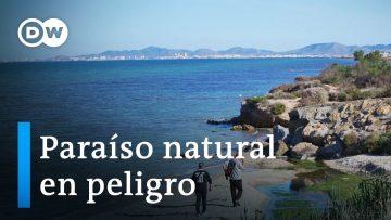 La lucha por una laguna limpia en España