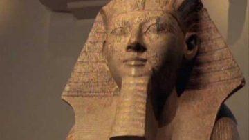 La reina que se convirtió en rey (Los Grandes Egipcios)