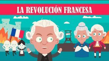 La Revolución Francesa en 16 minutos (Infonimados)