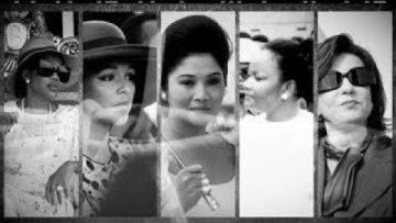 Las Esposas de los Dictadores: Las grandes derrochadoras