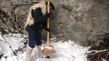 Las neveras y el hielo – Fabricación tradicional de hielo (Oficios Perdidos)
