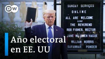 Los Estados Unidos de Donald Trump