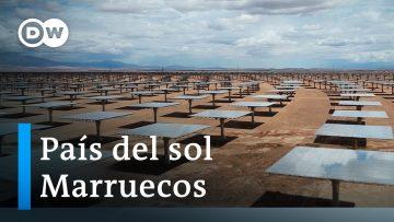 Marruecos y su energía solar