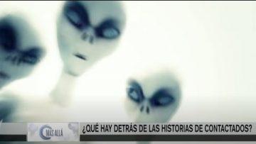Más Allá – Contactos con extraterrestres