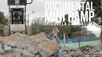 Mini Ramp Ciudadela Colsubsidio