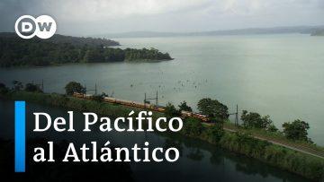 Panamá a bordo del ferrocarril