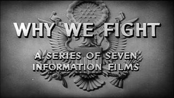 Por Qué Luchamos 01 – Preludio a la guerra