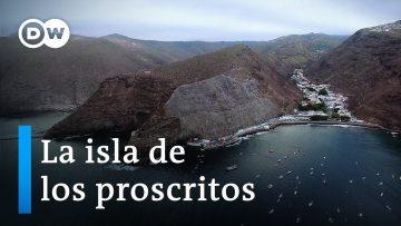 Rumbo a la mítica isla de Santa Elena