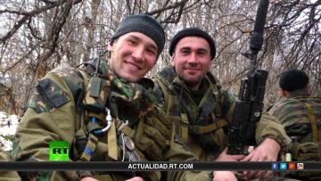 """Un héroe de """"Spetsnaz"""", las Fuerzas Especiales del Ejército Ruso"""